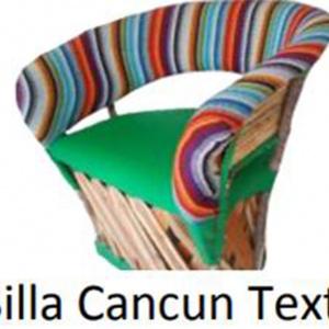 Silla Cancun Textil